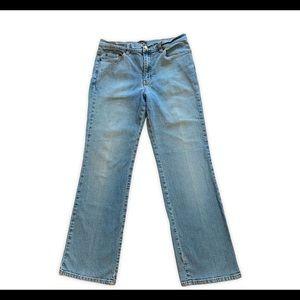 New York Wide Leg Jeans Sz 10 average